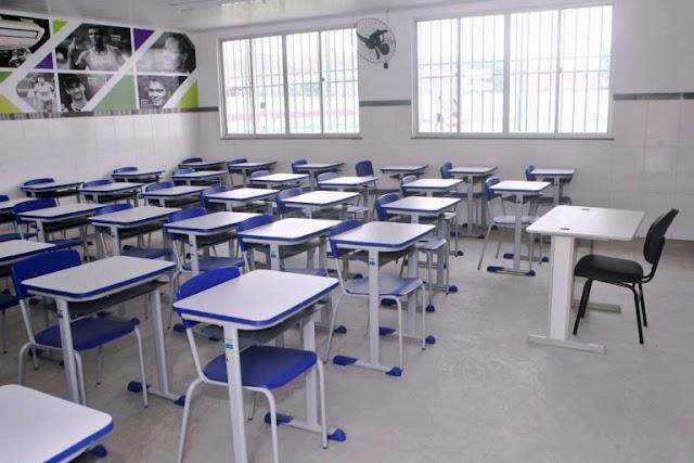 Governo nomeia último grupo de aprovados em concurso para a rede estadual de ensino