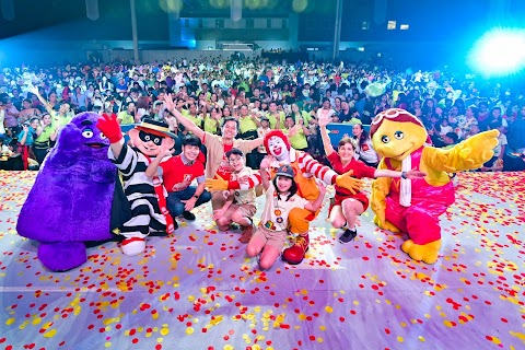 McDonald's Kiddie Crew Workshop 2019 Graduation