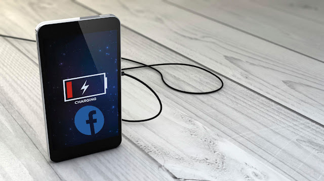 Facebook Application accelerates discharge the battery on smartphones