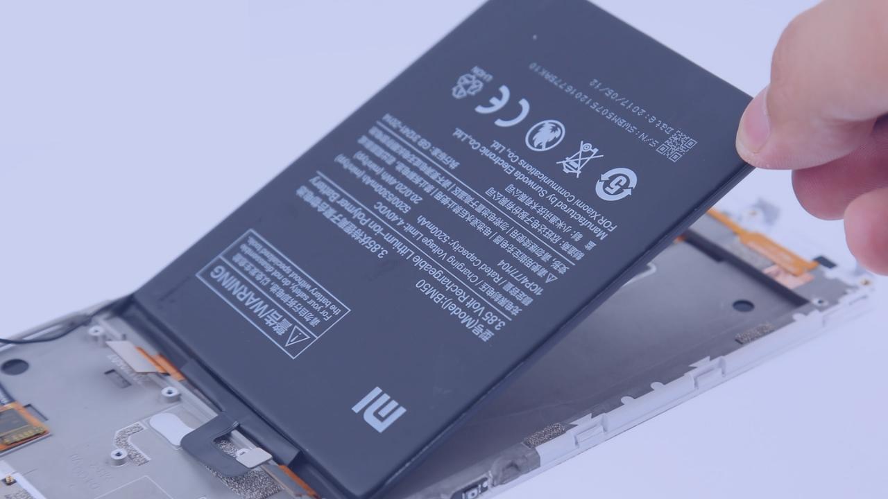 Cara Kalibrasi Baterai Xiaomi