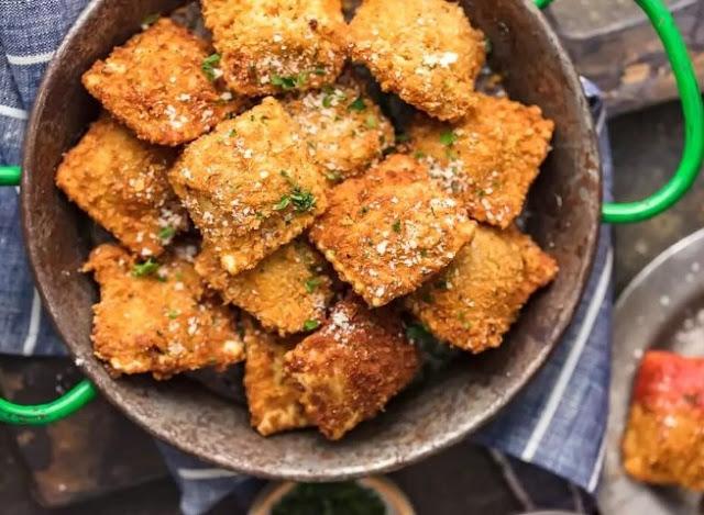 Fried Ravioli #dinner #appetizers