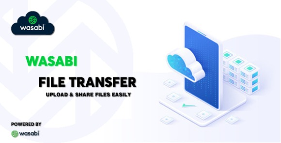 Wasabi v1.0.1 - Direct Multipart File Transfer nulled script