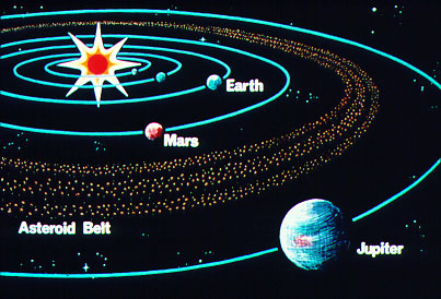 info on the asteroid belt - photo #18