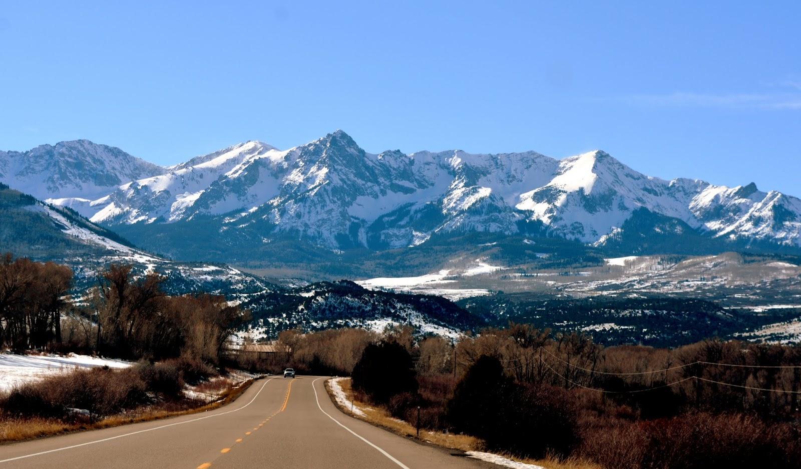 Mille Fiori Favoriti Ridgway ColoradoGateway to the
