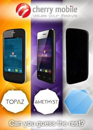 Cherry Mobile Topaz, Another Dual Core For Php2,299