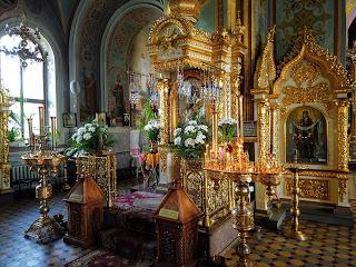 Изюм. Свято-Вознесенский кафедральный собор. 1826 г.
