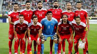 منتخب سوريا .. مباراة سوريا واستراليا