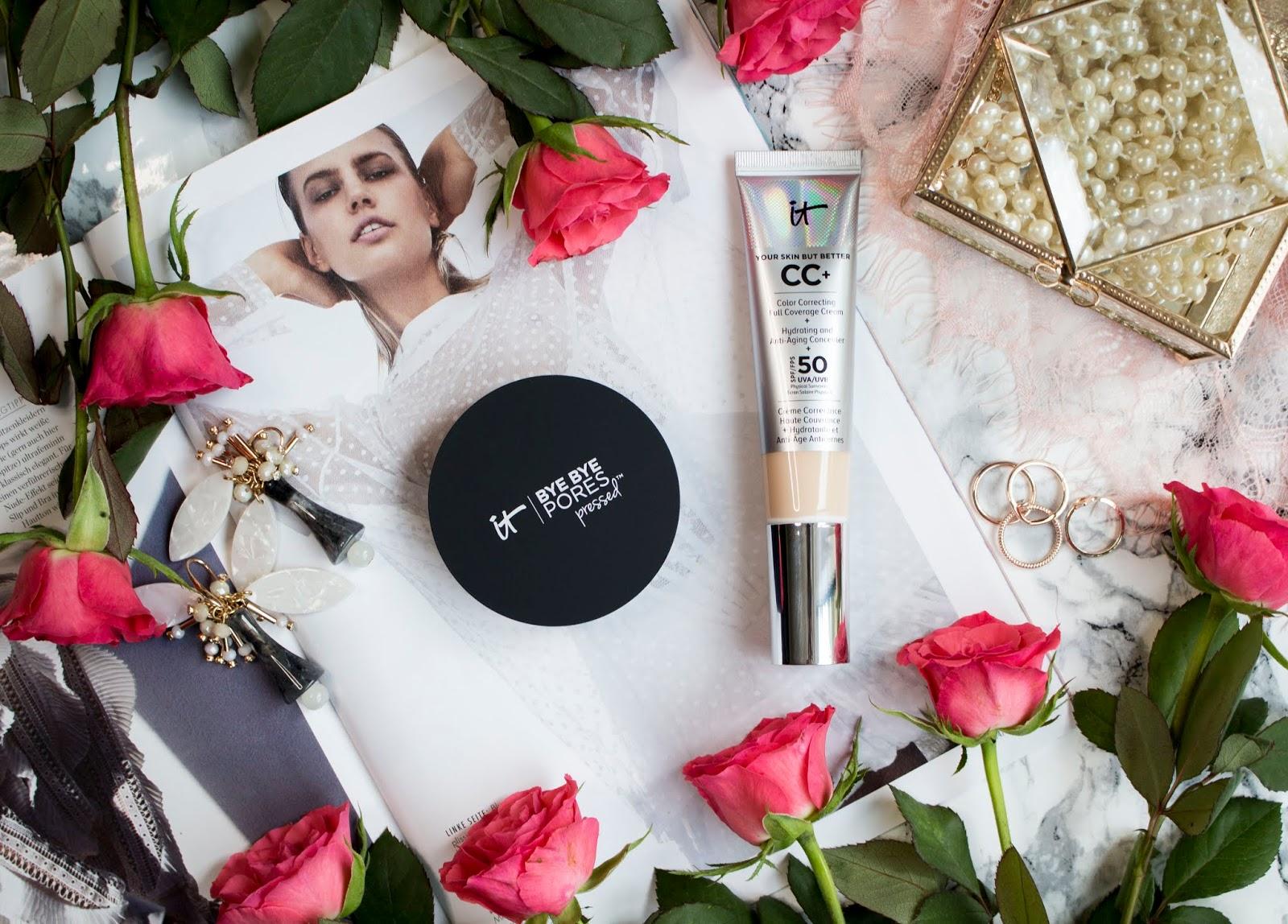 It Cosmetics - Make-up Tipp für eine perfekte Haut