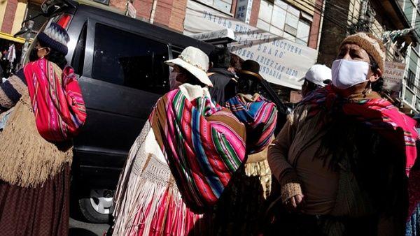 Bolivia registra más de 7.000 decesos por la Covid-19