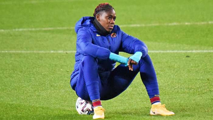 Barcelona confirms the success of the surgery on Asisat Oshoala