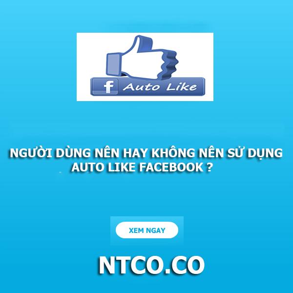 tang like bai viet tu dong tren facebook