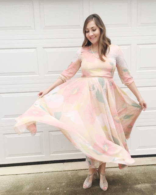 chicwish-floral-dress