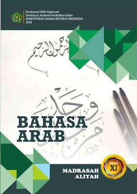 Buku Bahasa Arab Kelas XI MA