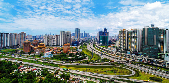 Sẽ đưa đại lộ ven sông Sài Gòn vào quy hoạch chung TPHCM năm 2018