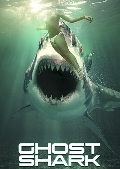 Ghost Shark 2013 DVDRip 350MB