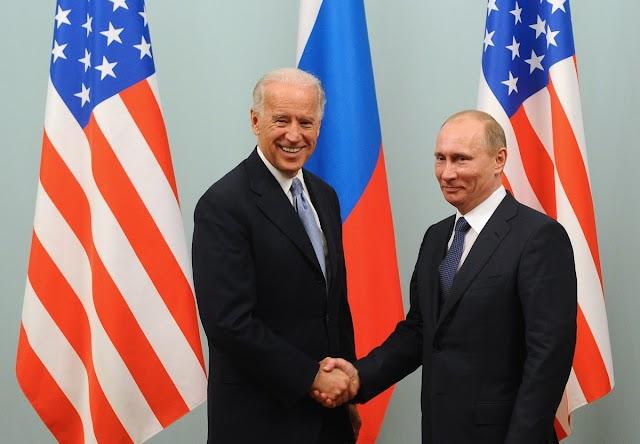 Russia's President Vladimir Putin finally congratulates Joe Biden after Electoral College confirms presidential election victory