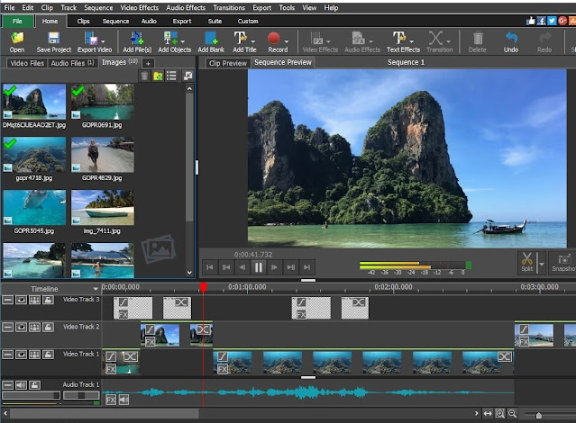 Download free Video editing software PC Top App