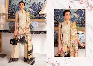 Deepsy Firdous Urbane Pakistani Suits catalog