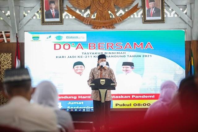 HKJB 211: Oded Ajak Warga Meningkatkan Kecintaan Terhadap  Kota Bandung
