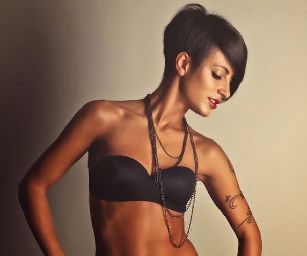 Enjoyable Short Hairstyles For Fine Hair Black Women Short Hairstyles For Black Women Fulllsitofus