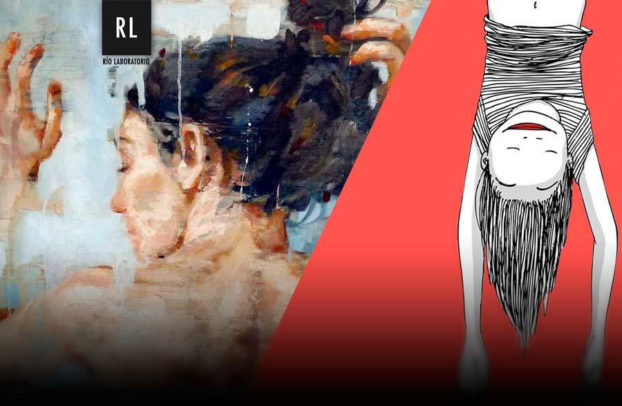 ¿Quieres vivir del arte? Charla abierta y masterclass con Cesar Biojo y Raquel Riba