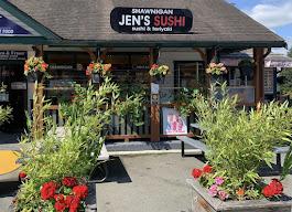 Shawnigan Jen's Sushi & Teriyaki
