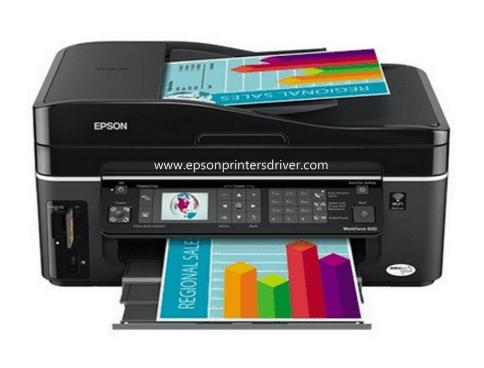 Epson Workforce 600 Series Printer Driver