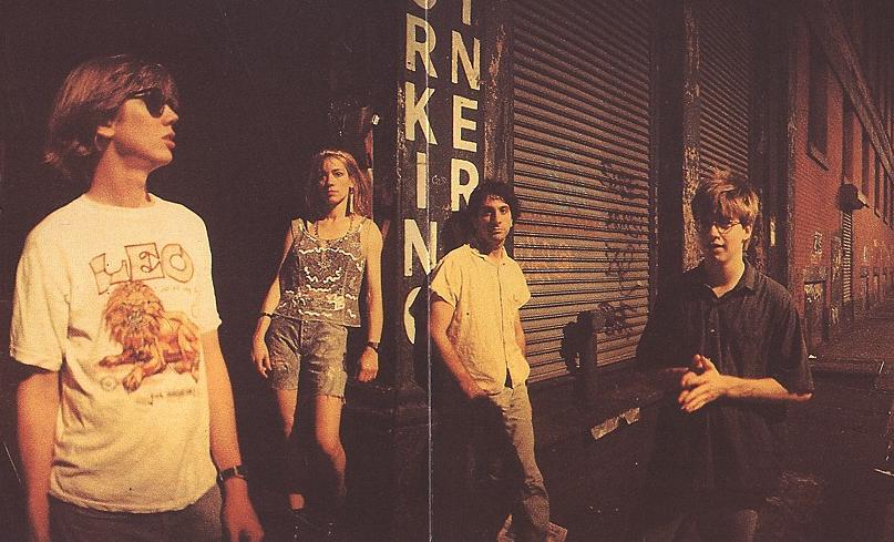 Foi o Sonic Youth quem uniu todas as tribos