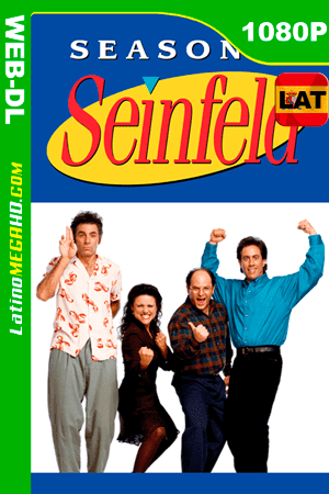 Seinfeld (Serie de TV) Temporada 2 (1990) Latino HD WEB-DL 1080P - 1990