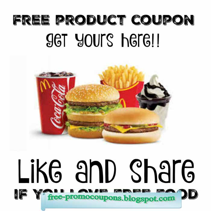 May mcdonalds coupons