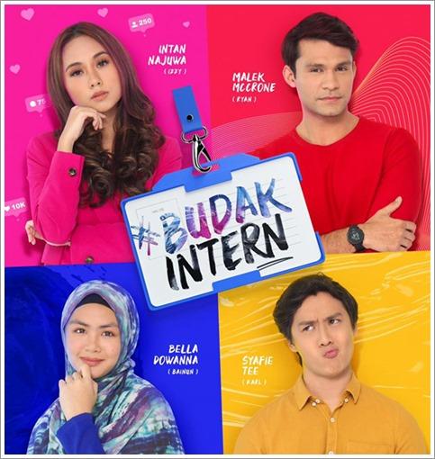 Drama Budak Intern (TV9)