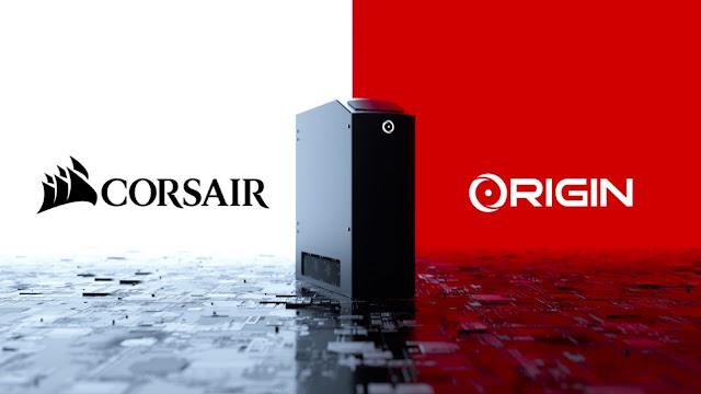 Corsair sigue creciendo y compra Origin PC.