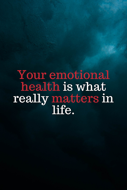Why Your Emotional Health Matters
