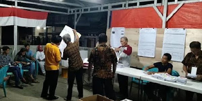 Beda quick count, exit poll dan real count.