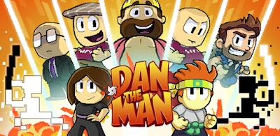 لعبة Dan The Man مهكرة للاندرويد