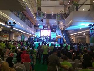 Portofolio | Event Kemilau Emas Pegadaian With Cakra Khan.
