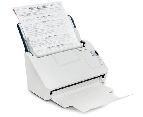 Xerox D35 PC/Mac Color Network Enabled USB Scanner