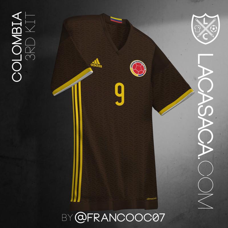 0762ccc1d54e8 Designer idealiza novos terceiros uniformes para a Adidas - Show de ...