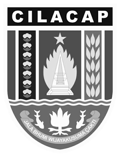 Logo Kabupaten Cilacap Hitam Putih Png Galeriku