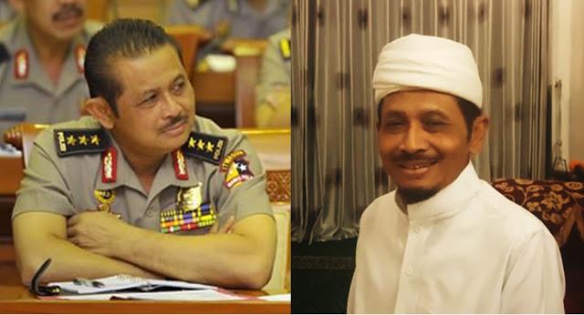 Beginilah Tampilan Terbaru Komjen Bachrul Alam Setelah Pensiun dari Kepolisian