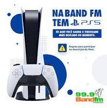 Cadastrar Promoção PS5 Band FM Enviar Whatsapp Participar - Playstation 5