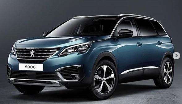 Mobil Baru Peugeot 5008 SUV
