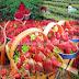 Wisata Petik Strawberry Ciwideuy