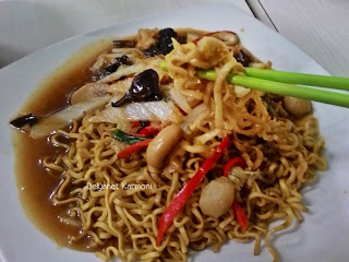 I Fu Mie di Gleam Cafe Paris 2 Pontianak