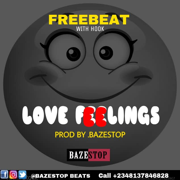 Download Freebeat:- Free Beat With Hook - Love Feeling (Prod. By Bazestop)
