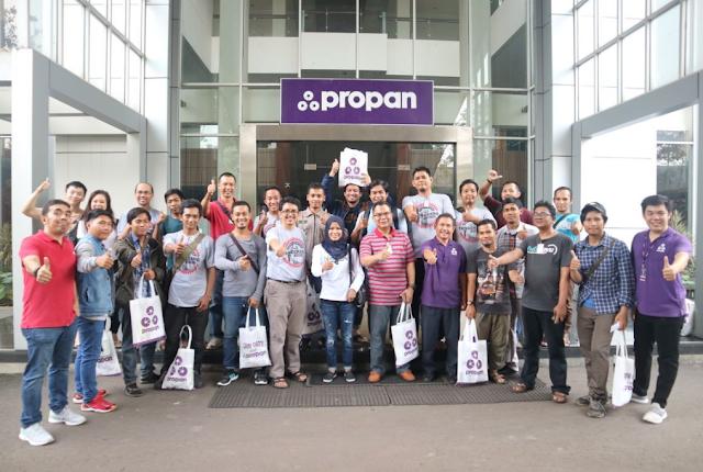 Lowongan Kerja PT. Propan Raya Industrial Coating Chemicals Plant Tangerang