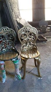Produk Furniture Besi Tempa, Meja Besi Tempa, Kursi dari Besi Tempa, Kursi Taman, Meja Taman, Kotak Surat dari Besi Tempa, Harga Meja dan Kursi dari Besi Tempa
