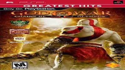 God Of War: Chains Of Olympus ISO (PSP)