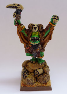 Warhammer Fantasy Battle - Orcs & Goblins
