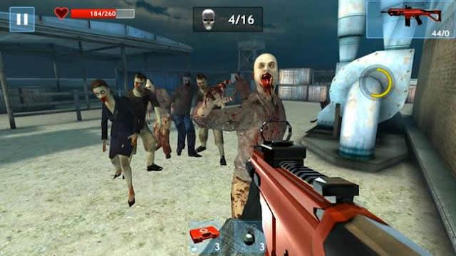 Juegos de Supervivencia Zombie para android